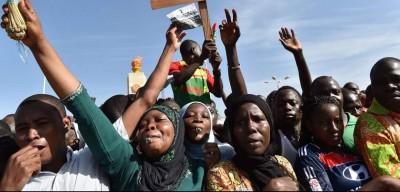 Burkina Faso : Des milliers de manifestants contre l'insécurité à travers le pays