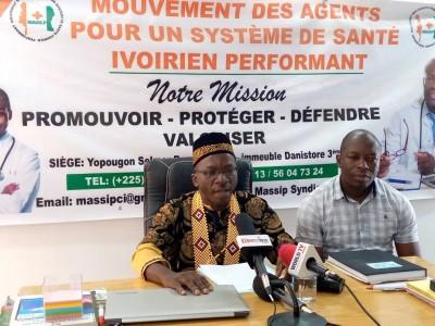 Côte d'Ivoire : Secteur Santé, des agents d'accords pour une trêve sociale de 06 mois mais attendent la signature de deux décrets majeurs