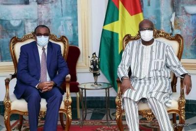 Burkina Faso : L'AGRA réaffirme son appui pour l'atteinte de l'objectif zéro faim à l'horizon 2030