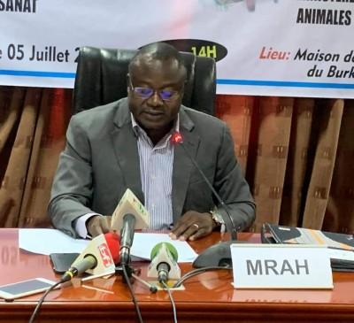 Burkina Faso : Un processus de labellisation du « Poulet bicyclette » lancé