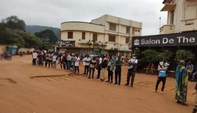 Centrafrique : Début de l'enrôlement pour la carte nationale d'Identité à Bangui