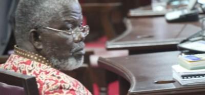 Liberia : Le sénateur Prince Johnson poursuivi par son passé