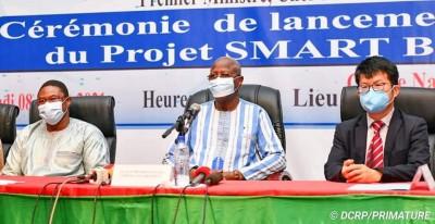 Burkina Faso : Lancement du projet « Smart Burkina » pour lutter contre l'insécurité avec les chinois