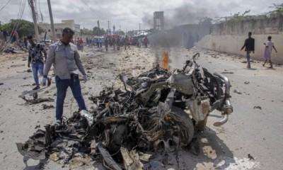 Somalie : Un attentat à la voiture piégée visant un commandant de la police fait 9 morts au moins