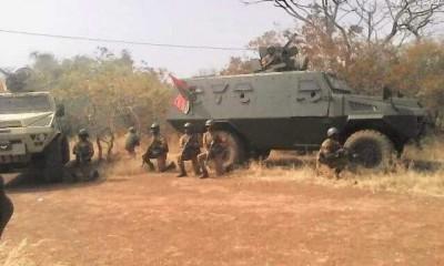 Burkina Faso : Une incursion terroriste fait au moins sept morts