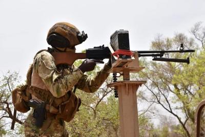 Burkina Faso : Une dizaine de terroristes tués et des engins explosifs neutralisés