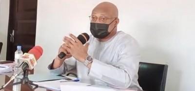 Togo :  L'ANC hors CNAP, ses griefs avant les élections en vue