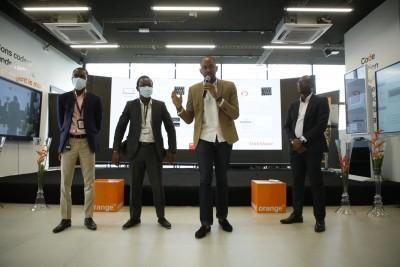 Meet'n' Pitch d'Orange Digital Center Côte d'Ivoire : la 3ème cohorte d'Orange Digital Academy présente ses travaux