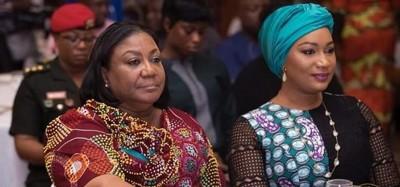 Ghana : Controversée affaire de salaires aux premières dames, renonciation et remboursement à l'Etat