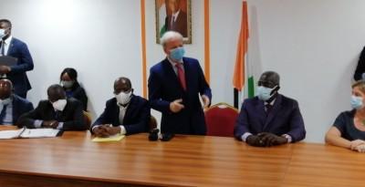 Côte d'Ivoire : Le DG des opérations de la BM à propos de la vaccination contre la COVID-19 : «Nous croyons que les financements ne peuvent pas être des contraintes pour cette campagne »