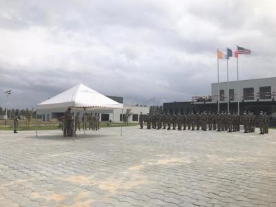 Les forces d'opérations spéciales américaines et ivoiriennes concluent un entraînement conjoint de sept semaines