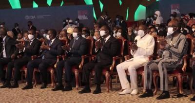 Côte d'Ivoire :   Les chefs d'État africains exhortent les donateurs à soutenir l'IDA20 pour une mobilisation d'au moins 100 milliards USD d'ici à la fin 2021