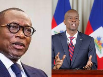 Bénin : Patrice Talon réagit à l'assassinat du Président haïtien Jovenel Moïse et condamne un « crime odieux »