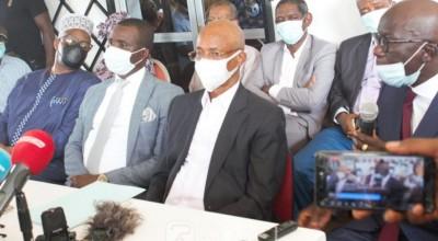 Guinée : Deux militants de l'Anad, proche de Cellou Dalein Diallo arrêtés