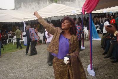Côte d'Ivoire : Retour au Pays de Gbagbo, Odette Lorougnon révèle le rôle joué par les femmes du FPI-GOR