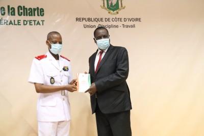 Côte d'Ivoire :    L'Inspection générale d'Etat dotée d'une Charte d'éthique et de déontologie, Ahoua N'Doli annonce des audits dans les différents ministères