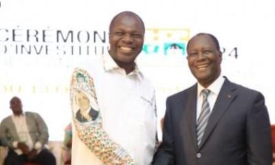 Côte d'Ivoire : « Affaire Mabri casse les papos de la rébellion de 2002 en accusant Ouattara », le président de l'UDPCI dément