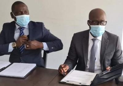 Côte d'Ivoire : Blé Goudé reçu au consul à la Haye pour son passeport, pour le FPI-GOR, le Gouvernement Ivoirien traîne à lui délivrer son titre de transport