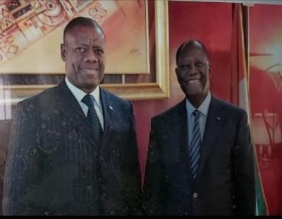 Côte d'Ivoire : Groupe Parlementaire Rhdp au Sénat, Edouard Kéhi remplace Toure Souleymane