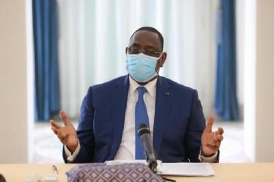 Sénégal :  Macky Sall n'écarte pas le reconfinement face à la hausse de nouvelles infections