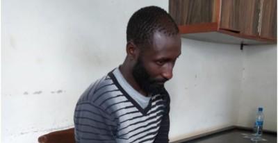 Kenya : Un tueur en série arrêté, il avoue avoir violé et étranglé à mort cinq filles âgées de 10 à 15 ans