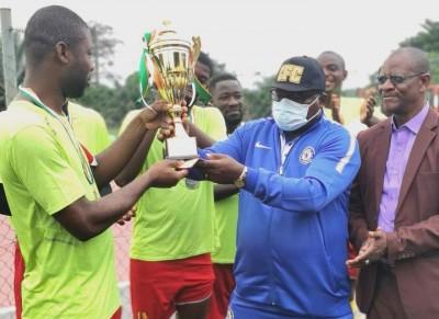 Côte d'Ivoire : Pour renforcer la cohésion entre étudiants, le rideau se referme sur la 3ème édition de la journée sportive du CFC