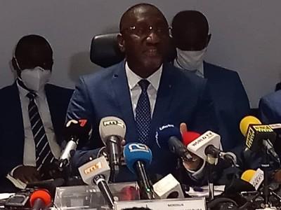 Côte d'Ivoire :    Souleymane Diarrassouba à propos de la cherté de la vie :  « les augmentations constatées ne sont pas spécifiques à la Côte d'Ivoire »