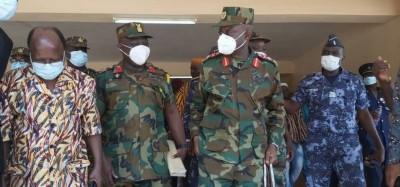 Ghana-Togo :  Résolution « naturelle » du différend frontalier à Pulmakom