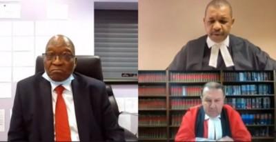 Afrique du Sud : « Affaire d'armements », le procès de l'ancien Président Zuma reprend en plein chaos