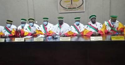 Burkina Faso : CENI, la prestation de serment des commissaires reportée sine die