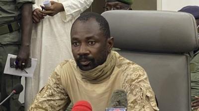 Mali : Tabaski 2021, tentative d'agression à l'arme blanche du président Goita