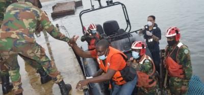 Liberia :  Naufrage du navire Niko Ivanka, 11 personnes sauvées et 16 naufragées à sauver