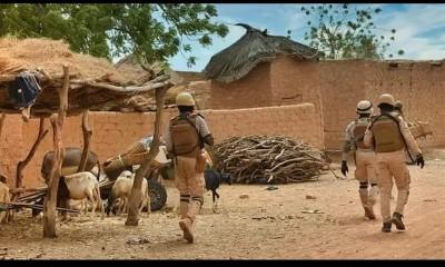 Burkina Faso : L'armée repousse une attaque et neutralise deux terroristes à Tankoualou