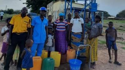 Burkina Faso : De l'eau pour les riverains, Sitarail construit un forage en gare ferroviaire de Béréba