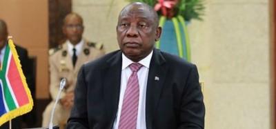 Afrique du Sud :  Le téléphone de Ramaphosa cité dans l'affaire d'espionnage Pegasus