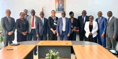 Côte d'Ivoire : Le DG du trésor exhorte la nouvelle équipe de l'ASACI « à faire croître le nombre d'assurés à 15%...»