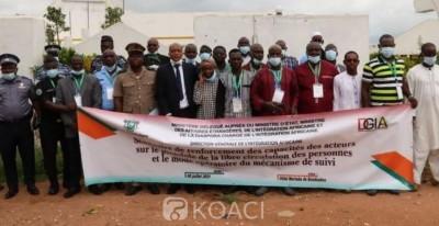 Côte d'Ivoire : Lutte contre les entraves à la libre circulation dans l'espace, le défi que veut relever le Ministère délégué auprès du  Ministère des Affaires Étrangères