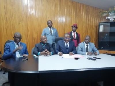 Côte d'Ivoire :  Le Collectif des syndicats du Trésor à la FESY-DGI:   « l'ACCT est un comptable public et non un ordonnateur »