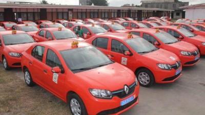 Côte d'Ivoire :  Renouvellement du parc des taxis compteurs, la MATCA signe une convention pour le financement d'environ 5000 véhicules sur une période de 5 ans d'un montant de 60 milliards de FCFA