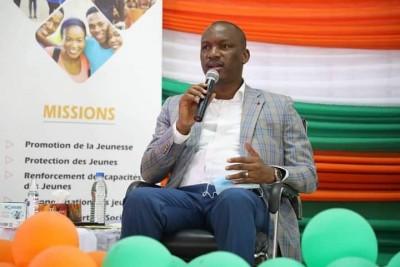 Côte d'Ivoire : Échangeant avec les jeunes d'Issia, Mamadou Touré « Refuser de vous faire manipuler. Rester sourds aux discours de divisions »