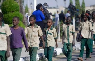 Nigeria : 28 lycéens libérés par leurs ravisseurs dans le nord-ouest, 81 toujours détenus