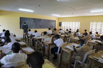 Côte d'Ivoire : Baccalauréat session 2021, les résultats proclamés demain, l'enjeu, l...