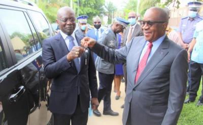 Côte d'Ivoire : Attentats terroristes de Kafolo, Kolobougou, Tougbo, Tehini et N'Dotré, Adou Richard-Christoph annonce la détention de plus de 400 interpellés