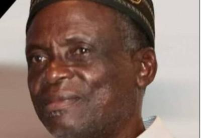 Côte d'Ivoire : PDCI-RDA, décès du frère cadet de Maurice Kakou Guikahué