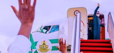 Nigeria :  Raisons des soins médicaux de Buhari au Royaume-Uni