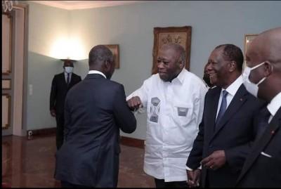 Côte d'Ivoire : Voici la liste des 110 détenus que Gbagbo a remis à Ouattara lors de...