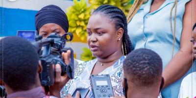 Côte d'Ivoire : Bouaké, à l'initiative d'un programme de Développement de la Femme, la présidente d'une structure plaide pour le financement de ses activités