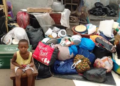 Côte d'Ivoire : Treichville, une famille crie à l'expropriation de sa cour de 600 m2...