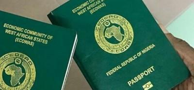Nigeria :  Cinq pays africains à accès complexe avec le passeport nigérian