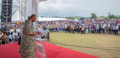 Côte d'Ivoire : Depuis Adzopé, les populations de la Mé expriment leur reconnaissance...